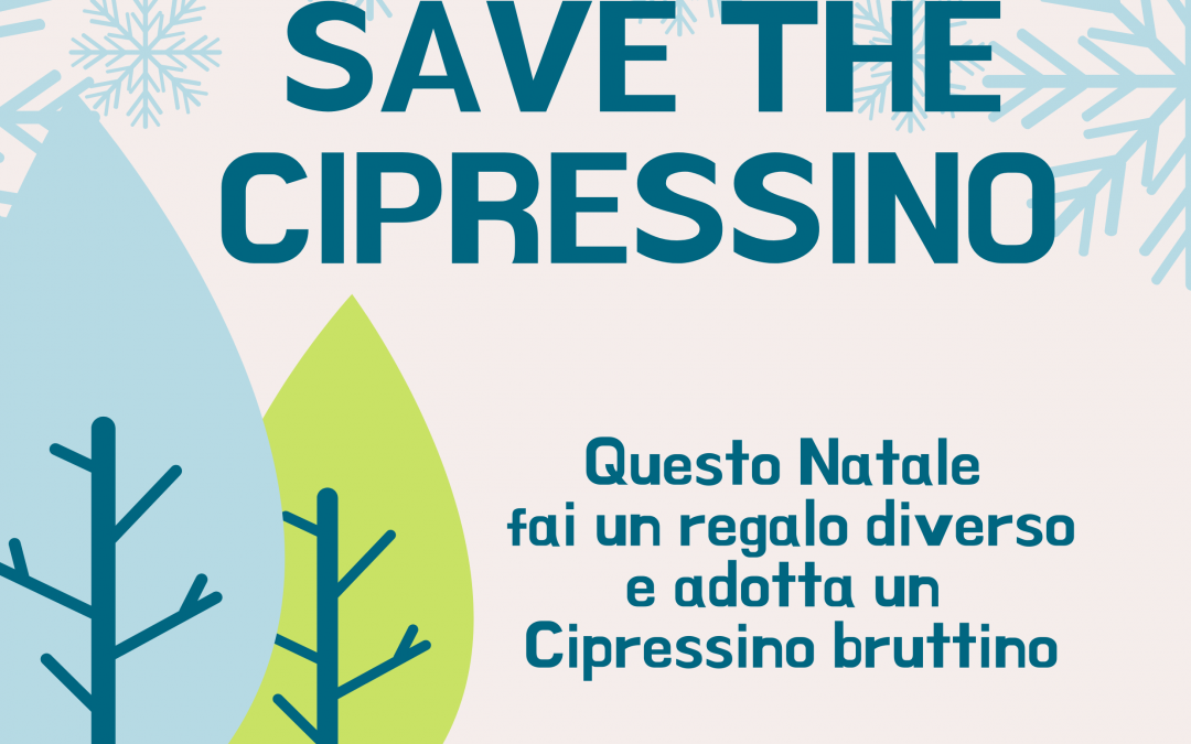 SAVE THE CIPRESSINO